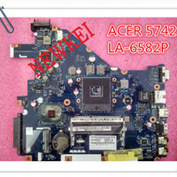acer notebook motherboard - PEW71 LA P MBRJW02001 For Acer Aspire Z laptop Motherboard Notebook JMFG Q5WP2 HM55 integrated check photos