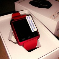 Wholesale Uwatch U8 Bluetooth Smart Watch WristWatch for Smartphone Samsung LG Android IOS System