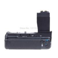 Wholesale DSLR Vertical Camera Battery Grip for Canon EOS D D D D Rebel T2i T3i T4i DSLR Camera BG E8