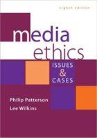 Wholesale 2016 Hot book Media ethics