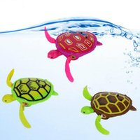 Wholesale Electronic Simulation Turtles Swimming Toys for Child Birthdays Holiday Gift