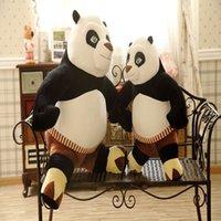 Wholesale 2016 new A Bao movie Kung Fu Panda doll with a panda plush doll plush toys A Bao pillow