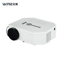 ansi digital video projector - Newest Ansi Lumens Original UNIC UC30 Portable LED Mini Pocket HDMI USB Micro Pico Multimedia HDMI USB Video Game Projector