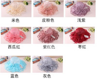 Wholesale Ladies Organza Hat Kentucky Derby Wedding Church Party Floral Caps sun summer Hat