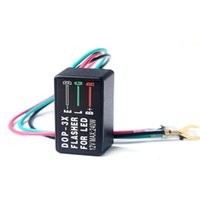 Wholesale New Arrival M126 Universal Motorcycle LED Halogen Turn Signal Light Flasher Blinker Relay Pin