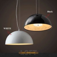 Wholesale VALLKIN Skygarden Pendant Lights Round Ceiling Hanging Lamps Lighting for Hotel Dining Room Living Room BAR with D60CM AC110 V