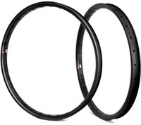 better performances - 42mm Width er MTB Carbon DH Mountain Wide Rims for better performance spokes hole only with eyelets for rainforce
