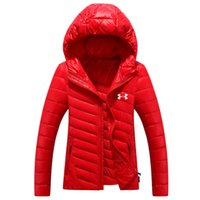 Wholesale 2016 New Winter Womens White Duck Down Jackets Fashion Slim Warm Ski Sports Hoodies Coats Can Mix Mens kids