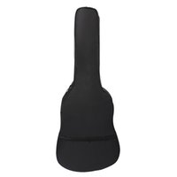 Wholesale 420D Oxford Cloth Adjustable Shoulder Strap quot Guitar Gig Bag Case with Pocket Waterproof
