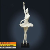 beautiful handicrafts - beautiful dancing girl life size statue Love of angel resin handicraft gift sculpture Wedding Bridal decoration items window road resin