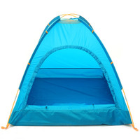 Wholesale 2 Persons Single Layer Rainproof UV Protection Outdoor Camping Tent Hiking Trekking Fishing Tourist Tent