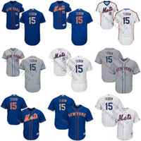 authentic collection - 2017 custom Tim Tebow Authentic baseball Jersey Men s Tim Tebow New York Mets Flexbase Collection stitched s xl