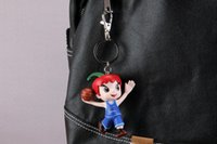 basketball things - 2016 new fashion ketchains basketball boy blue red green plastic keychains need chilii cute thing boyfriend present