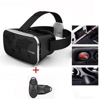 android game controller - 2016 VR BOX Virtual Reality D Glasses VR PARK Google Cardboard Oculus Drift Mini smart bluetooth gamepad game controller