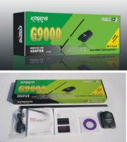 Wholesale New Kasens KS G9000 chipst db mW high power wireless usb adapter wifi adapter
