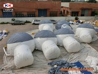 Wholesale Outdoors Hire Inflatable Air Dome Bubble Tent With Doorway For Advertising
