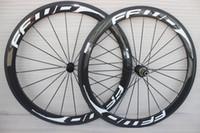 Wholesale carbon wheels mm Carbon Road Bike Wheelset clincher K cadre carbone mm width