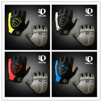 Wholesale Anti slip gloves Fingerless Gloves Motorbike Racing Gloves Refers to all the summer riding motorcycle gloves