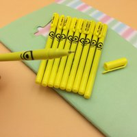 Wholesale Cute Cartoon Minions Gel Pen Depicable Me Gel Pen For School Office Supplier