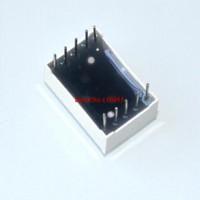Wholesale 50pcs bit Common Cathode Digital Tube quot in Red LED Digit Segment segment led display