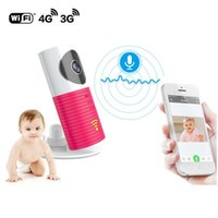 Wholesale WIFI Wireless Night Vision Camera Baby Care Monitor Security Audio Video