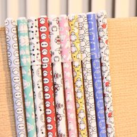 Wholesale South Korea stationery creative small fresh lovely color pen pen pen set ten special offer