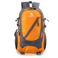 baseball book bags - 2016 New Women Backpacks Nylon Men Travel Bags Casual Daypacks rucksacks mochilas School waterproof Book bags