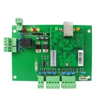 access control tcp - Generic Wiegand TCP IP Network Entry Access Control Board Panel Controller For Door Reader F1649G
