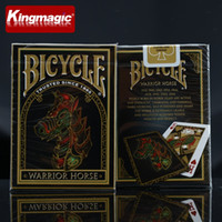 bicycle horse - Deck Bicycle Warrior Horse Standard Poker Playing Cards New Sealed Deck Magic Tricks Magic Cards