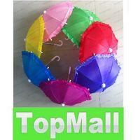 Wholesale Candy color solid color Lace Umbrella Dance Umbrella Umbrella toy props umbrella special multicolor top sale LLFA