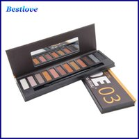 Wholesale 2016 New Colors Naked Palette Eyeshadow Palette Make up Chocolate bar maquiagem Makeup