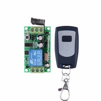 Wholesale Wireless Remote Control Switches V CH Relay Receiver Transmitter Waterproof Learning Momentary Toggle Latched Power ON OFF