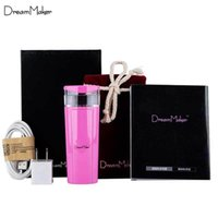 Wholesale Dreammaker Face Steamer Nano Sprayer with water hydrating moisturizer mist spray With Power Bank PJ