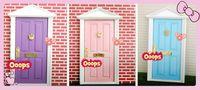 fairy door - 2016 fairy doors factory pcslot cute toys girls fairy doors for children minature doors for kids