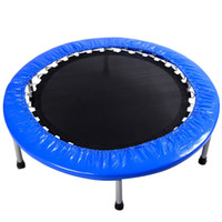 Wholesale New Mini Band Trampoline Safe Elastic Exercise Workout w Padding Springs
