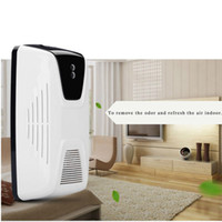 air fragrance dispenser - Automatic Air Freshener for Hotel Home Toilet Light Sensor Regular Perfume Sprayer Machine Aerosol Fragrance Dispenser Diffuser