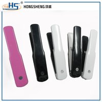battery charged heater - elegant shape haigh quality hair straightener ceramic coated heater electric cordless hair straightener