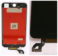 assembly kits - Original AAA IPhone s Plus Inch D LCD Display Touch Screen Digitizer Assembly Replacement kits White Black color