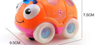 Wholesale Newest arrival hot sale Universal driving Insects cartoon With music and flash electric vehicles for kids