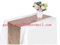 beaded runner - CM X CM new fashion heavy beaded glitter gold sequin table runner for wedding party decoration