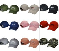 baseball tours - Casquette brand Yeezus Baseball Cap Hat yeezus Tour Embroidered Dad Cap Kanye West New anti social social club hats god palace hat