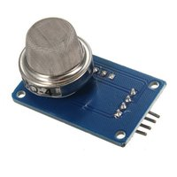 alcohol sensor arduino - MQ DC5V LPG Alcohol Methane Hydrogen Smoke Gas Detector Sensor Module For Arduino