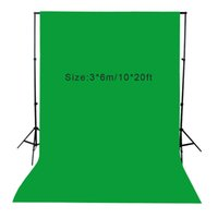 Wholesale 10pcs m ft Cotton Photo Backdrop Background Screen Photography Studio Backdrop White Black Green Blue