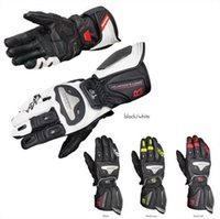 Wholesale komine gk169 Motorcycle riding gloves Carbon fiber leather gloves motorcycle off road gloves racing gloves