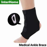 ankle support strap - Medical Rehabilitation Foot Drop Support Strap Elevator Poliomyelitis Hemiplegia Stroke Ankle Braces Cure Foot inversion strephexopodia