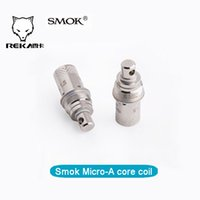 adc technology - Top Quality Smok Micro A core Coil ohm New Technology World First Fluid Hole For Smok Micro GDC ADC TDC RDC Atomizer
