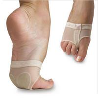 Wholesale New Pair Footful Foot Thongs Toe Undies Half Sole Ballet Lyrical Dance Shoes