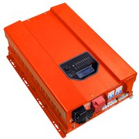 backup power generators - 10000 Watt High Output Capacity Solar Hybrid Power Inverter with Auto Generator Start Backup for Grid tied Hybrid system