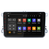 Wholesale Joyous J Y Quad Core Din Android Car DVD Player GPS Navigation For VW Skoda Polo GOLF Passat Jetta with canbus