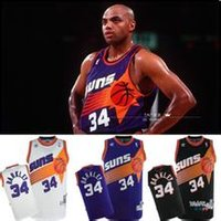 Wholesale A Men free shiping Charles Barkley best quality